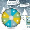 SOLIDWORKS Advents-Glücksrad 2015