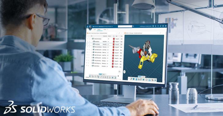 Top CAD+PLM Angebot: Ihr Einstieg in die Zukunft des Engineering mit SOLIDWORKS – gültig bis 30. Juni 2020