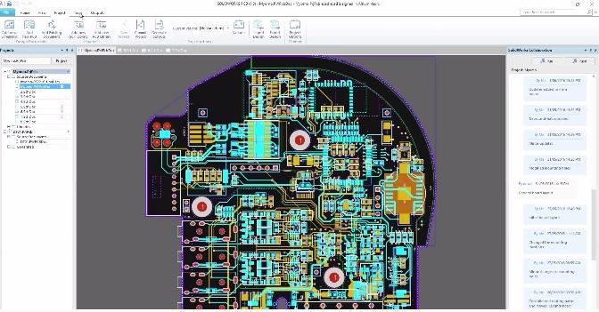 Einladung zum Webinar zu SOLIDWORKS PCB: Nahtlose Integration von elektronischer und mechanischer Konstruktion