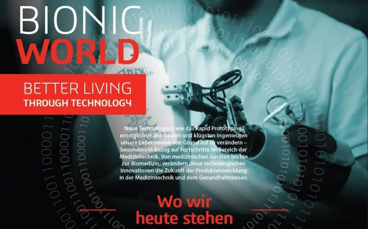 [Infografik] Welt der Bionik: Besser leben dank innovativer Technologien