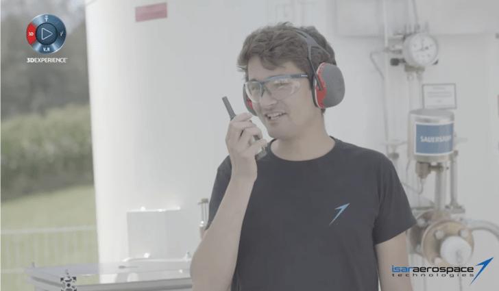 Isar Aerospace – von der Uni in den Orbit mit 3DEXPERIENCE WORKS für Startups