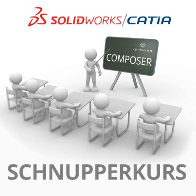 Tipp! SOLIDWORKS Composer Schnupperkurs