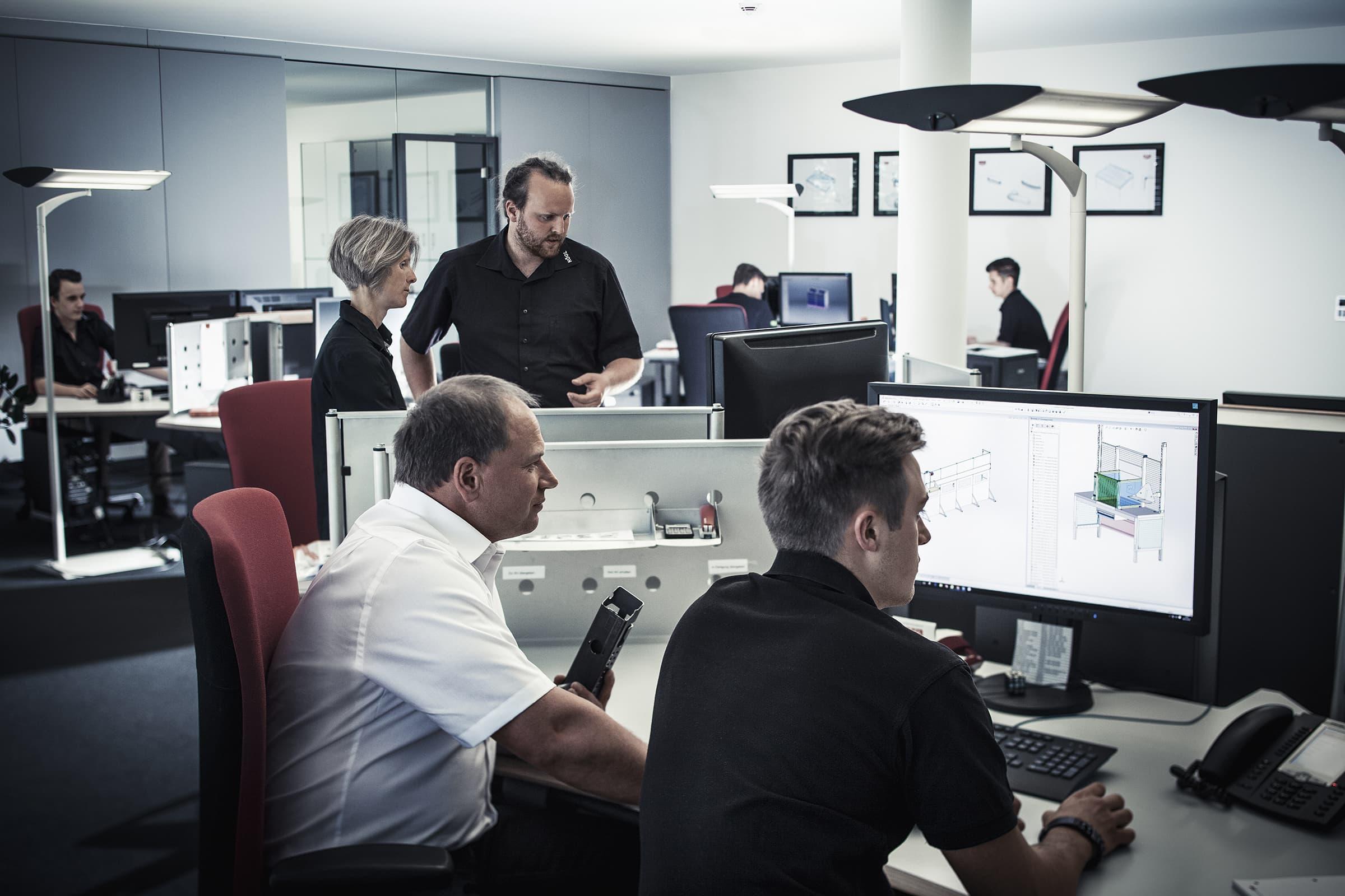 Kögl setzt bei der Automatisierung auf SOLIDWORKS und DriveWorks