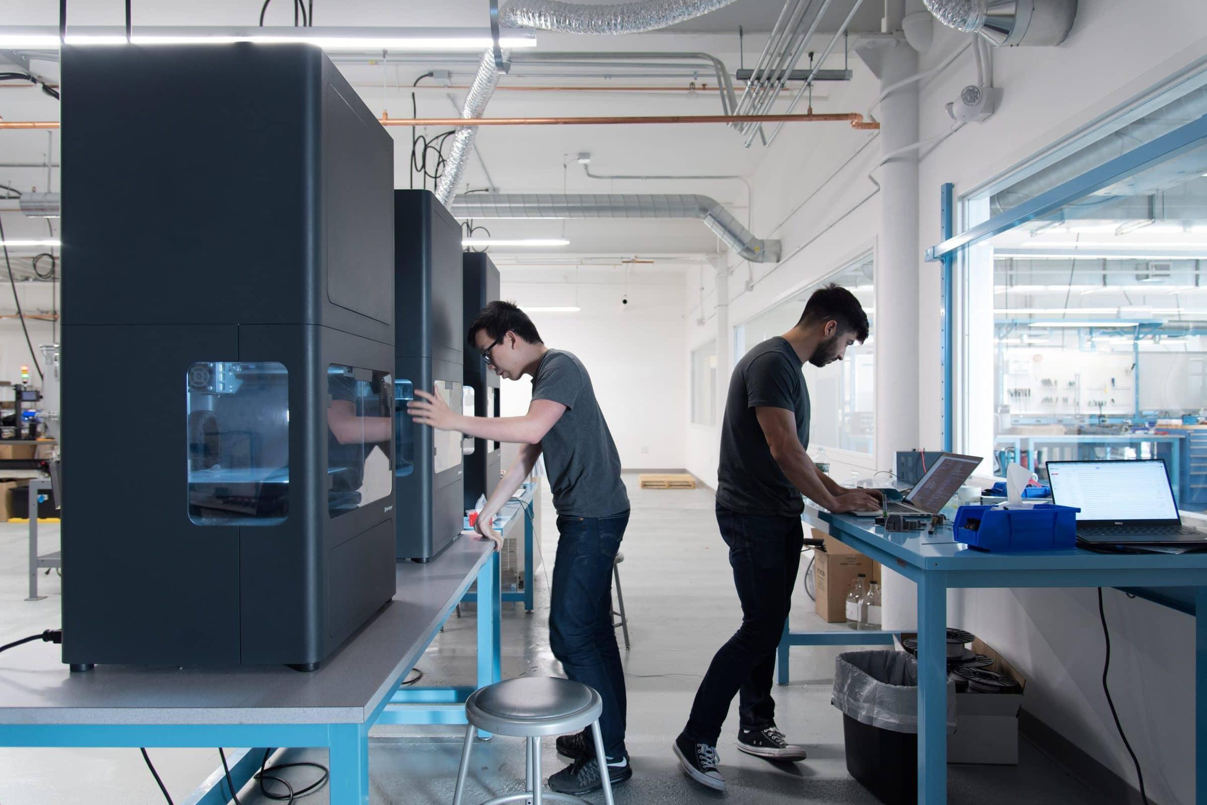 5 Trends für eine erfolgreiche Produktentwicklung mit Zukunft - Trend #3: 3D-Druck