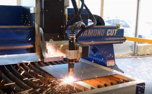 Industrielle Machitech Automation CNC-Plasmamaschine