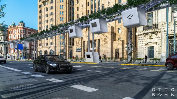 Gondelverkehr mit Ottobahn und 3DEXPERIENCEWorks - für emmissionsfreie Mobilität