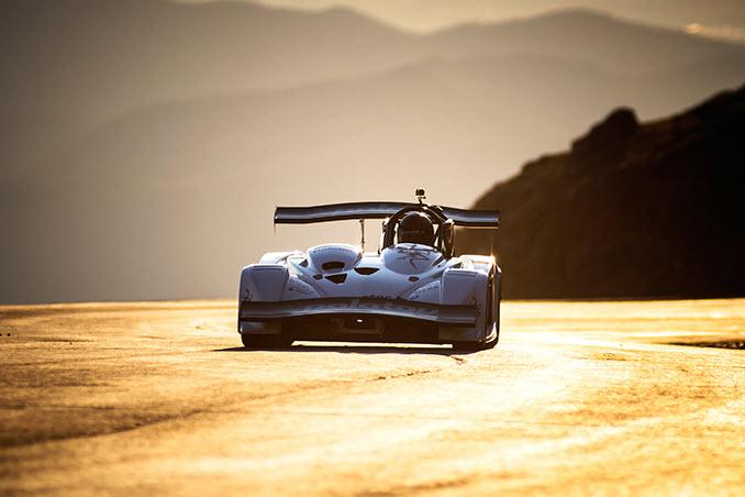 Hochleistungsauto von Palatov Motorsport