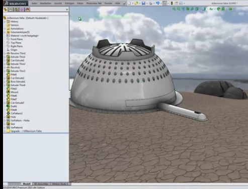 Video-Tipp! SOLIDWORKS MultiProduct (FeatureWars)