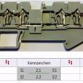 SOLIDWORKS Electrical Mehrstockklemmen definieren