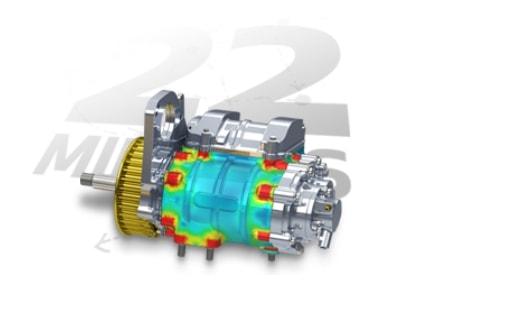 22-Minuten-Webinar: Analyse rotierender Maschinen mit SOLIDWORKS Flow Simulation