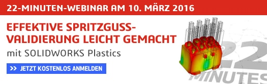 Webinar: SOLIDWORKS Plastics