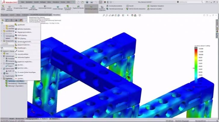 Video-Tipp! Ihre Produkte mit SOLIDWORKS Simulation