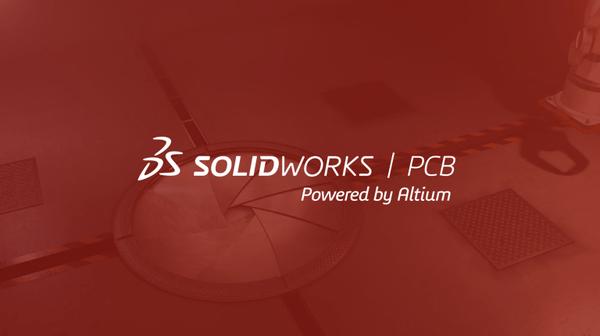 SOLIDWORKS PCB – die Erweiterung der ECAD Familie – präsentiert auf der Hannover Messe 2016