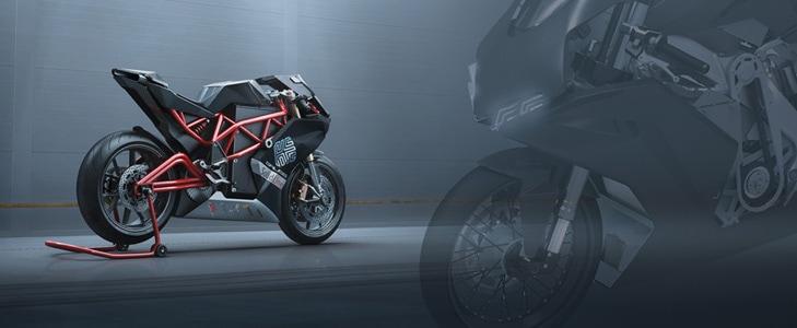 GAUSS Elektro-Motorrad