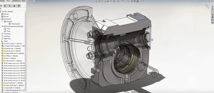 Video-Tipp: 5 Highlights in der  SOLIDWORKS Benutzeroberfläche