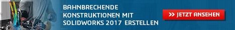 SOLIDWORKS 2017 Seminare - jetzt registrieren!