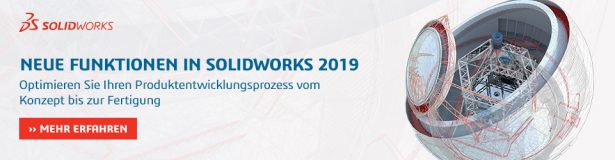 Neue Funktionen in SOLIDWORKS 2019