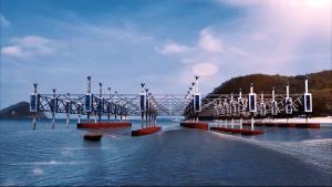 SOLIDWORKS für Entrepreneure: SINN Power liefert Strom aus Meereswellen