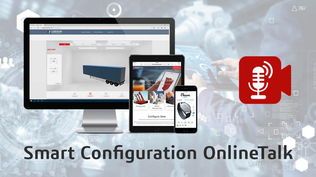 Freiräume für die wirklich wichtigen Konstruktionen schaffen: Smart Configuration OnlineTalk