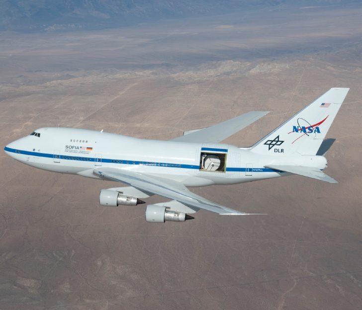 Kundenerfolg: Deutsches Sofia Institut entwickelt die fliegende Sternwarte von DLR/ NASA mit SOLIDWORKS
