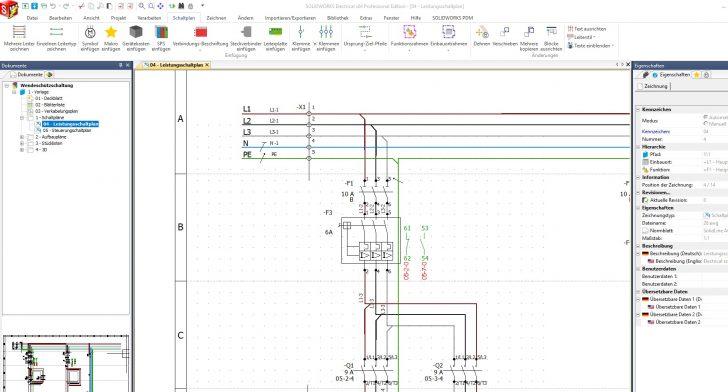 Artikeldaten aus dem Electrical  Content Portal herunterladen und in SOLIDWORKS Electrical importieren