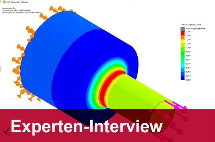 Experten-Interview: Rechnerischer Festigkeitsnachweis nach FKM-Richtlinie