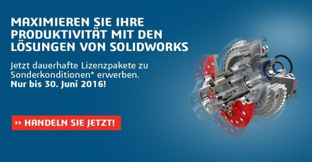 SolidWorks-Loesungen-Angebot