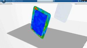Abaqus Simulation für hohe Geschwindigkeiten