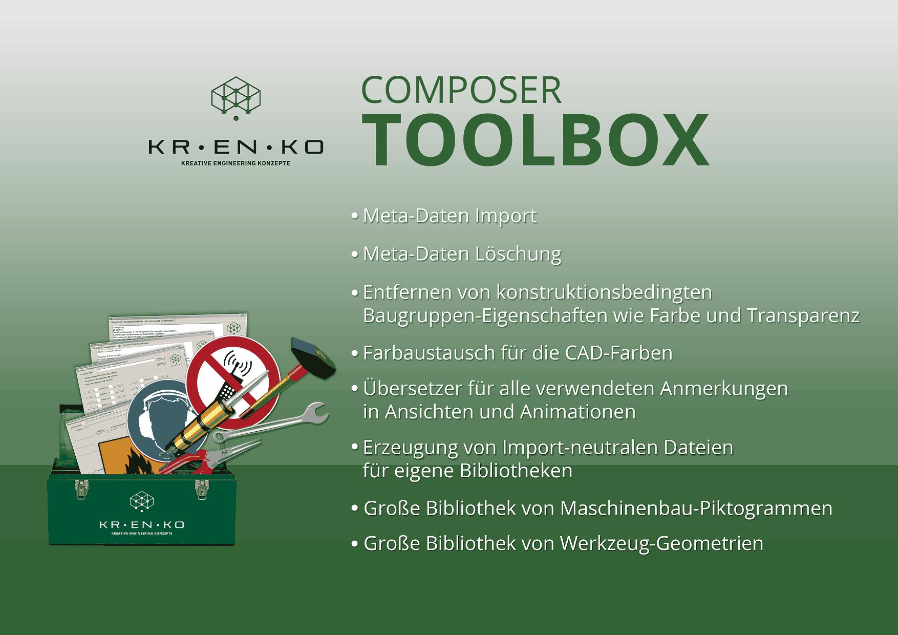 Die KRENKO Composer Toolbox