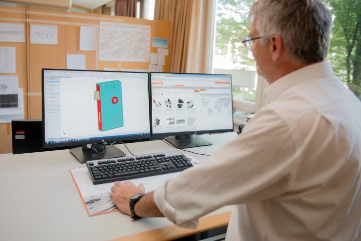 """Kundenerfolg: Spanntechnik mit SOLIDWORKS bei AMF – """"Beste Qualität für alle Fälle"""""""