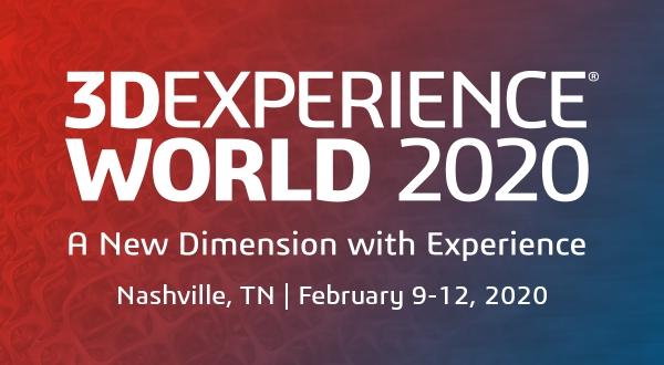 3DEXPERIENCE World 2020: Registrieren Sie sich jetzt!