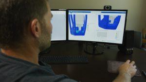 Powersports Athlet Mike Schultz entwirft Prothesen mit SOLIDWORKS am PC