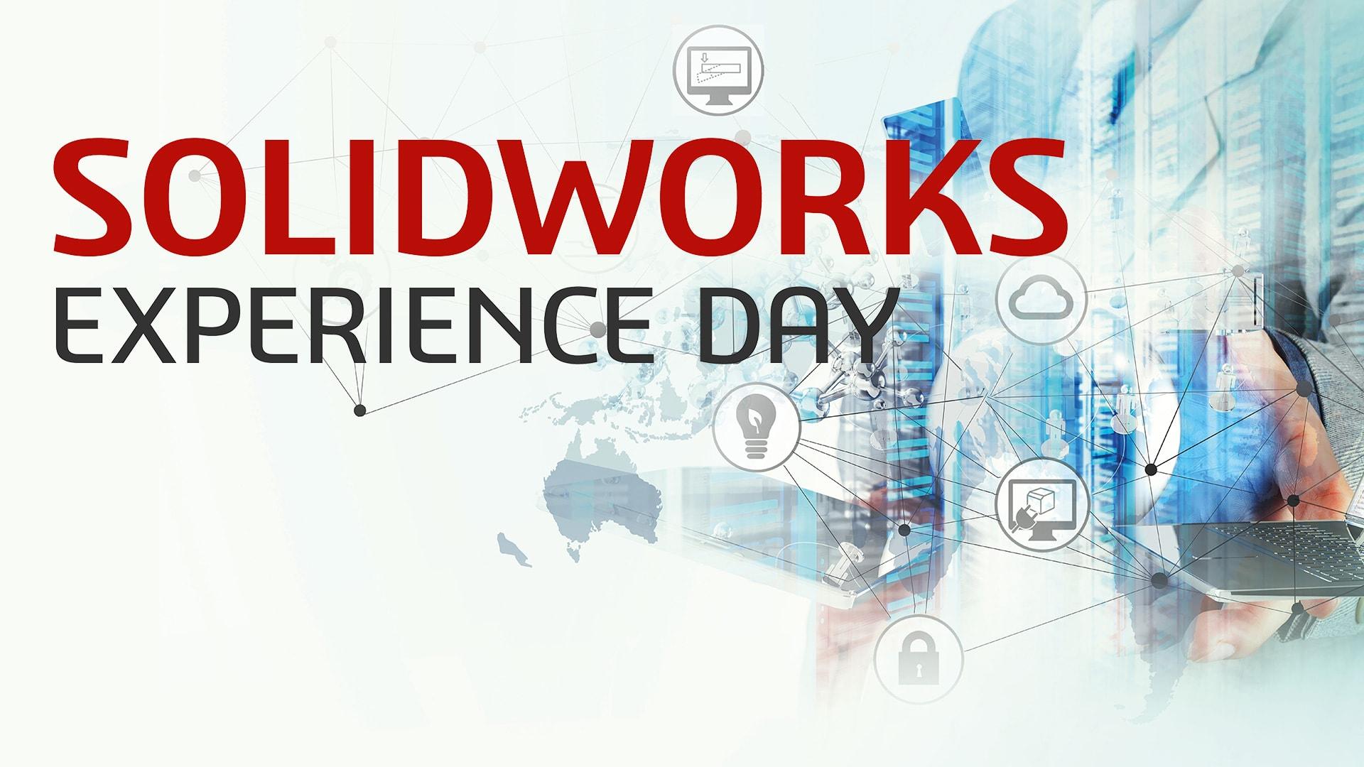 Der SOLIDWORKS Experience Day geht digital – Virtuelle SOLIDWORKS Fachmesse