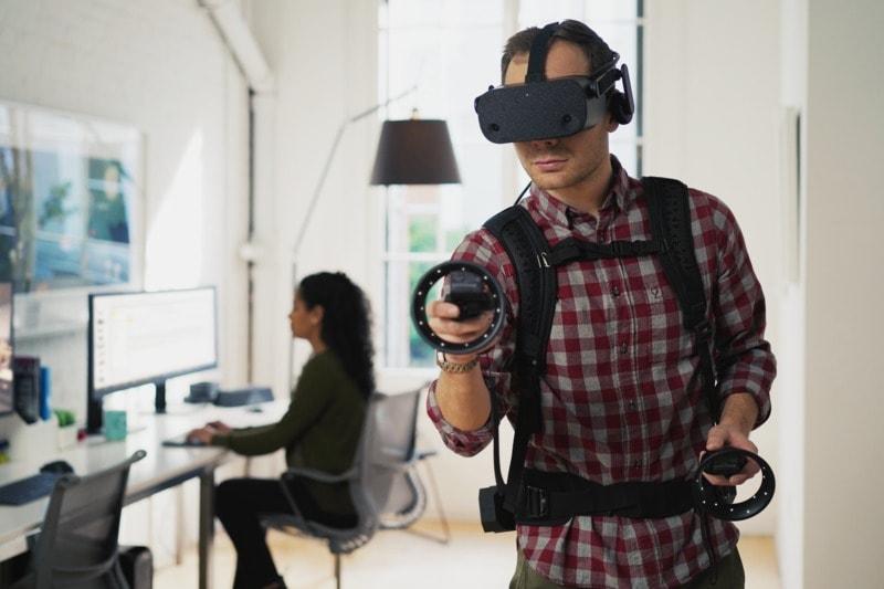 SolidVR - Virtual Reality