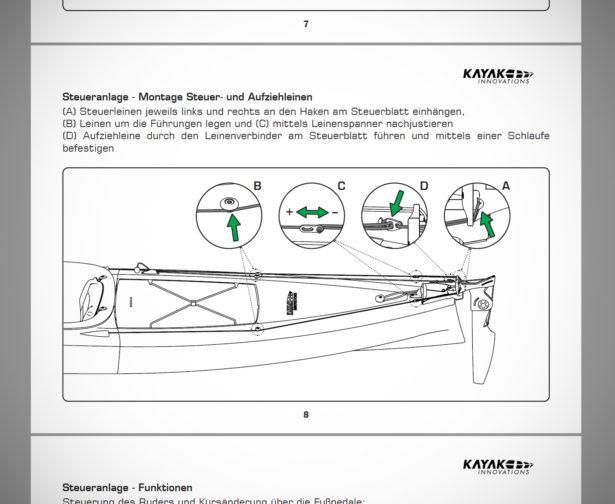 Benutzerhandbuch von Kayak Innovations