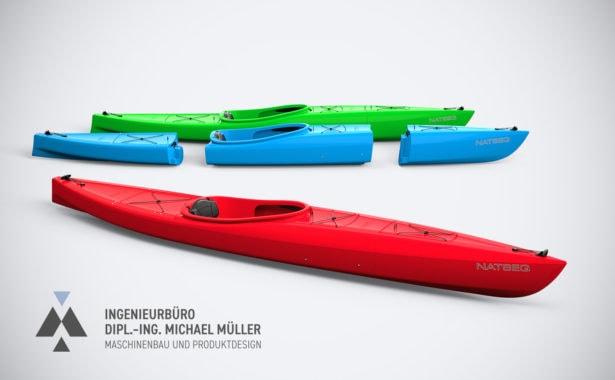 Header IB Müller Kajak von Kayak Innovations