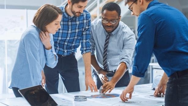Wie Sie die Kommunikations-Flut im Engineering stoppen & Projektbeteiligte effizienter zusammenarbeiten