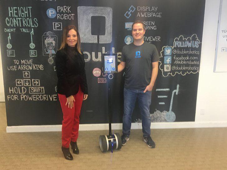 Double Robotics intensiviert Telepräsenz mit SOLIDWORKS PCB