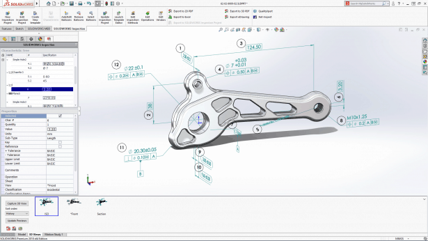 SOLIDWORKS Inspection