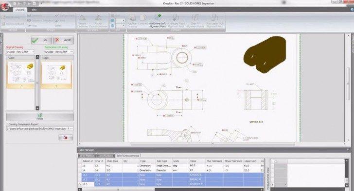 SOLIDWORKS Kurzvideo: Verbesserte Qualitätskontrolle durch Automatisierung des Prüfverfahrens