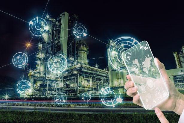 Digitalisierung im Anlagenbau