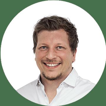 Jannis Breuninger, Leiter der Produktentwicklung bei MECURIS