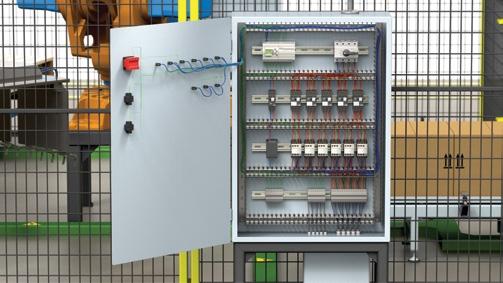 Mechatronische Stücklisten mit SOLIDWORKS und SOLIDWORKS Electrical