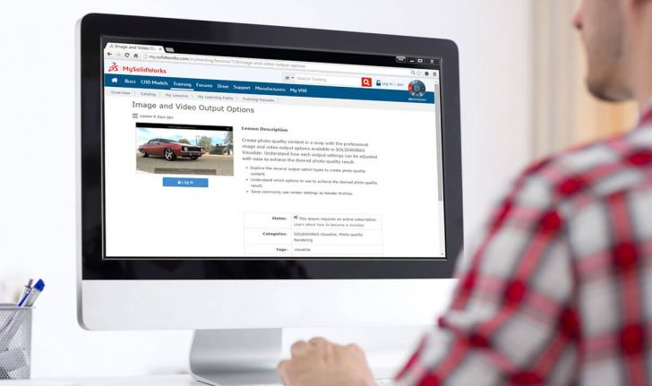 MySolidWorks: Online Lernen & Recherchieren rund um SOLIDWORKS