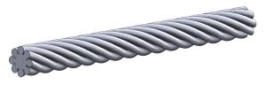 Muster Seil