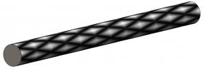 3D-Textur Zylinder