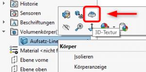 3D-Textur auswählen