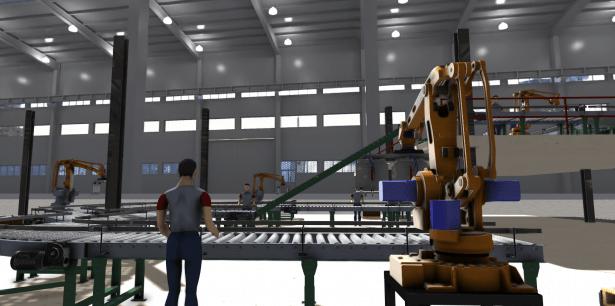 SOLIDWORKS eDrawings VR_virtuelle_Welt