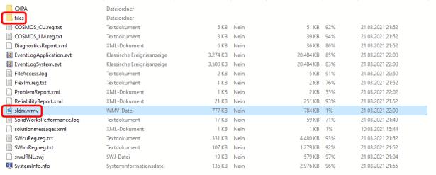 SOLIDWORKS Rx zip Datei