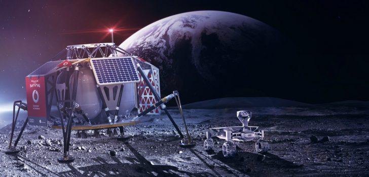 Mission zum Mond: Entwicklung des Audi Lunar Quattro und einer Mondlandefähre